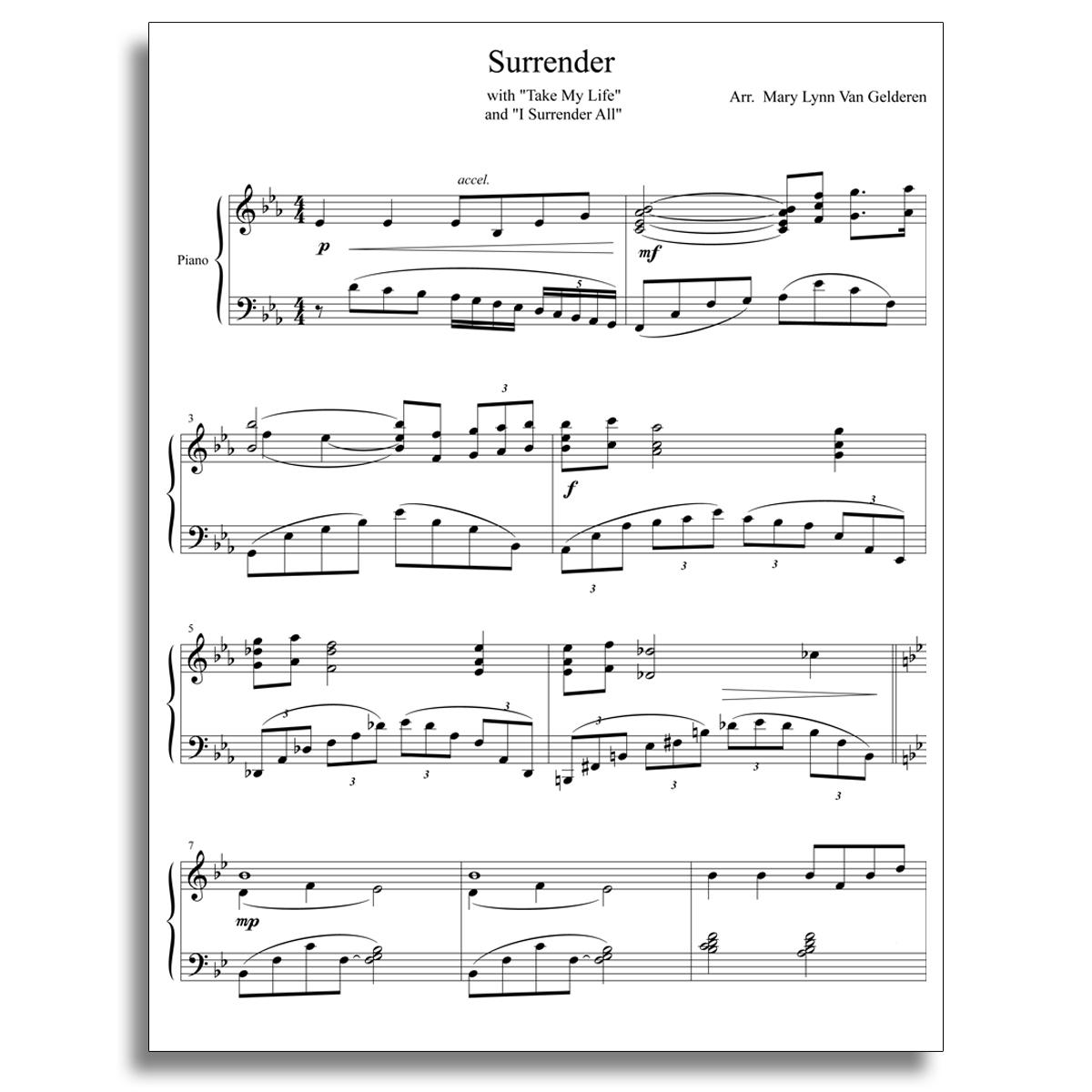 Piano Sheet Music Piano Sheet Music